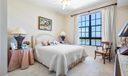 2nd Bedroom W/ Water Views