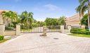 Alicante gated access