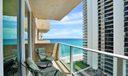 Balcony view Eastward