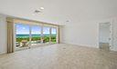 Beach guest house living area