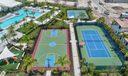 Alton Basketball/Tennis Courts