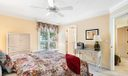 Guest Bedroom has Full Jack & Jill Bath