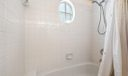 Upstairs Bath Shower/Tub