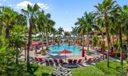 Pool at PGA National Resort