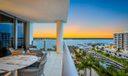 Sunrise  w/Oceanview from Balcony