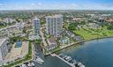 Boat Slips & Day-Dock Aerial