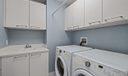 Laundry w/Extra Storage & Wet Sink