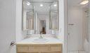 Vanity 2nd  bathroom