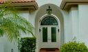 Double Entry Front Door
