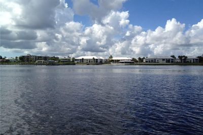 Pierpoint from the river