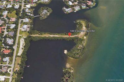 Bay Tree Island Lots 148-150 4.8 acres upland, 8 a