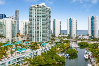 16400 Collins Ave #TH4+Dock 1