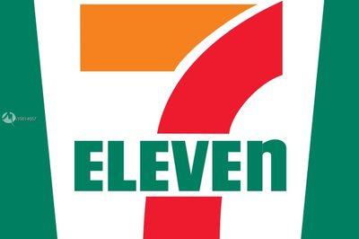 7 Eleven Gas Station/convenience Store Pga 1