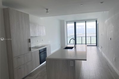 Enjoy the view from kitchen and living area.