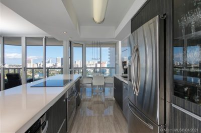 RENOVATED KITCHEN & HIGH END APPLIANCES INCLUDING A WINE CELLAR