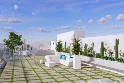 1 option proposed tile terrace permit