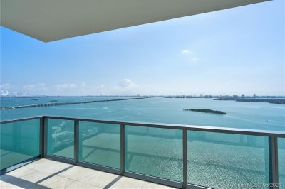 Sunrise Terrace, unobstructed water view + Miami Beach skyline