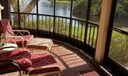 Expansive Views from Screened Patio