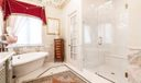 Master Bath 1 of 2- features formal dressing room and walk-in XXL closet