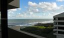 Ocean views from South balcony