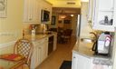 Kitchen eating area