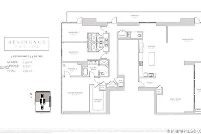 1451 Brickell Ave #2901/04 1