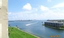 The beautiful intracoastal view.