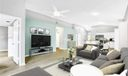 Virtual staging great room