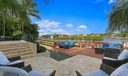 Dock and Bocce Ball Court