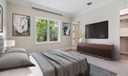 Virtually Staged Guest Room