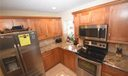 Enjoy the herb box window, granite counter tops & stainless steel appliances