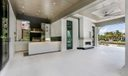 Outdoor Kitchen / Fireplace