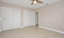 Master Bedroom - Lots of closets!