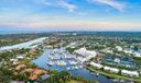 Aerial - Clubhouse & Marina