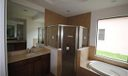 Master Bath/Spa. Separate shower and second vanity