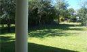 Yard/Garden. Lovely private back yard
