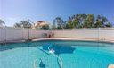 Take a dip into paradise!!! Lovely sparkling Blue pool with expansive patio!