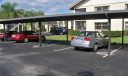 Carport does come with this condo