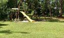 Backyard, Swing set