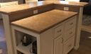 Kitchen Island and Storage
