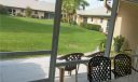 A view to the right from your covered, screen porch and open patio