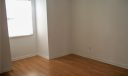 2nd bedroom with laminated flooring