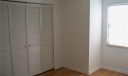 2nd bedroom with wall closet