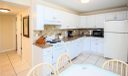 Eat-In Kitchen with Granite Counters