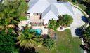 Drone backyard