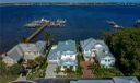 Arial View 15 SE River Lights, neighboring homes and community marina