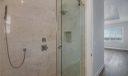 Second Floor Master Bath Walk-In Shower