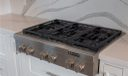 Maple Cabinetry & Jenn-Air Appliances