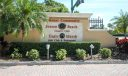 main Entrance to Jensen Beach Country Club located on Jensen Beach Blvd