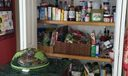 Stock up! Large pantry located in the kitchen.
